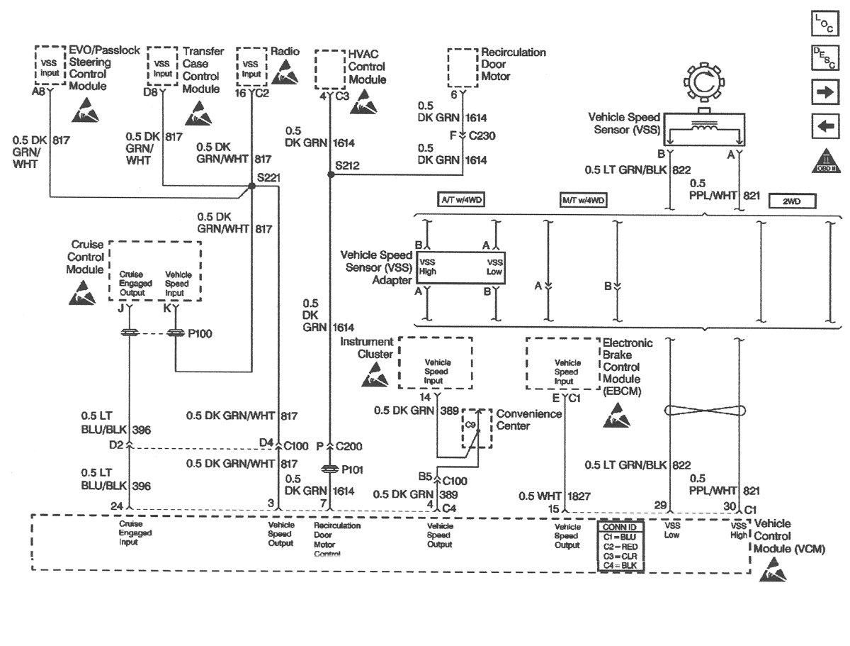index of   gearhead wiring  16250279