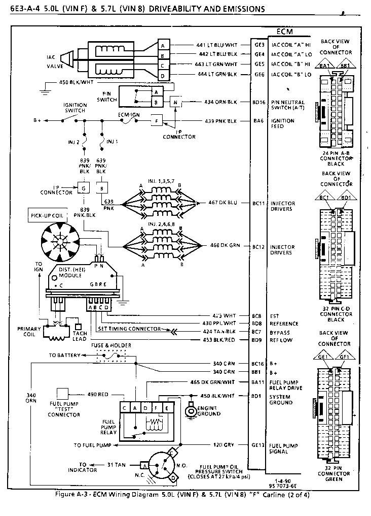 Index Of Gearheadefiwiring. 927730v8tpi2. Ford. Ford 2 9 Efi Wiring Diagram At Scoala.co